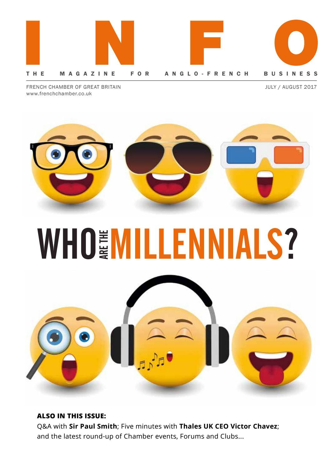 Porn Hub Pick Up French info magazine | who are the millennials?french chamber