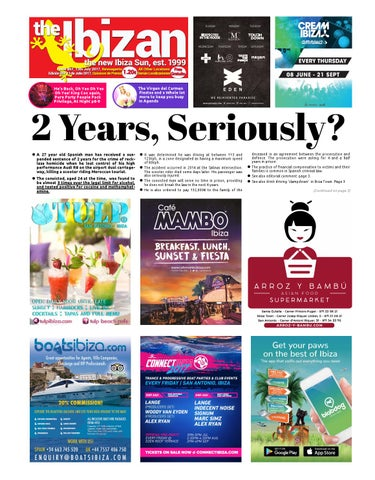 Ibizan 867 eissue 13 July 2017 by The Ibizan, the all new