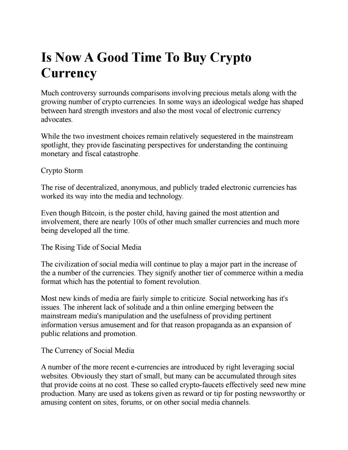 precious metals vs cryptocurrency