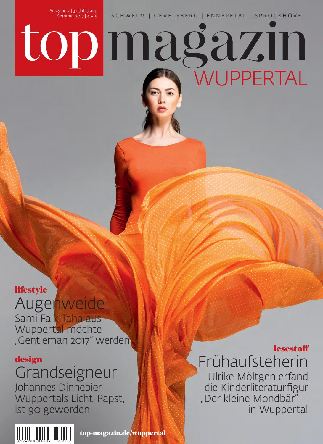 Top Magazin Wuppertal Sommer 2017 By