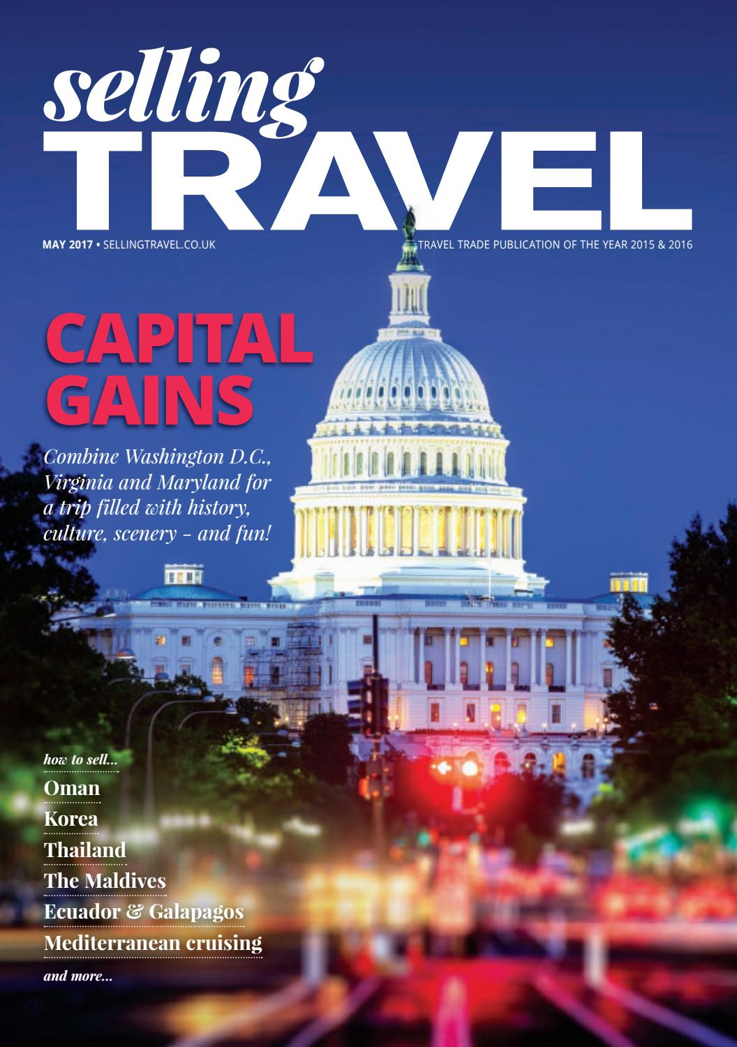Selling Travel May 2017 by BMI
