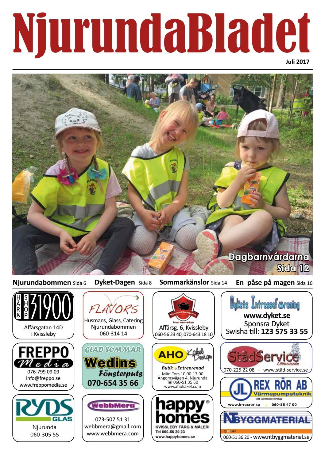 Njurundabladet 2017 10 by NjurundaFretagarna - issuu