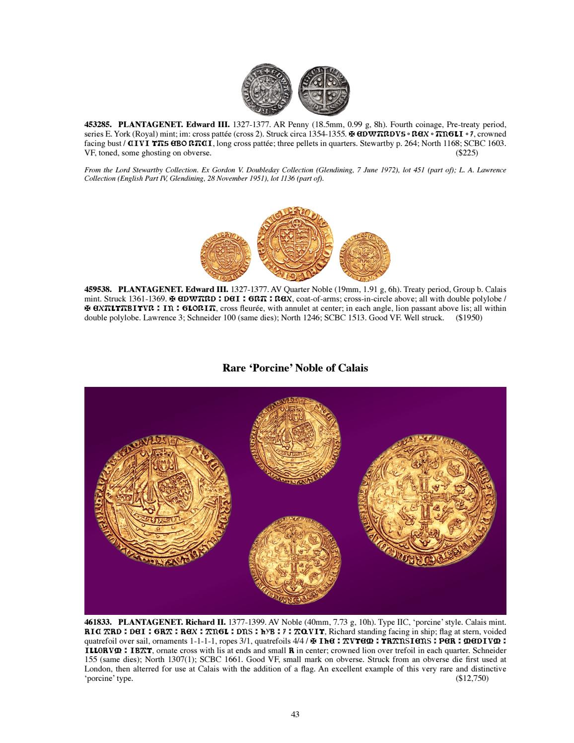CNG CNR 2017-07 by Classical Numismatic Group, LLC - issuu