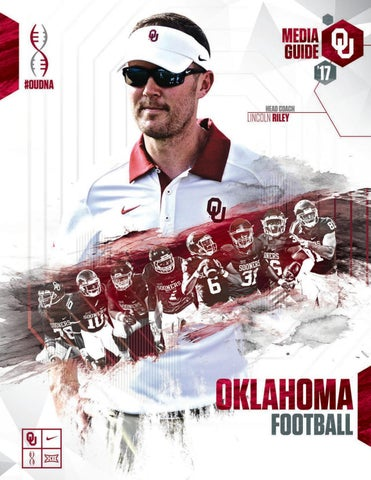 premium selection 6c468 b61a1 MESSAGE FROM COACH LINCOLN RILEY Thank you to the University of Oklahoma  and its fans for having me as the head coach of this football program.