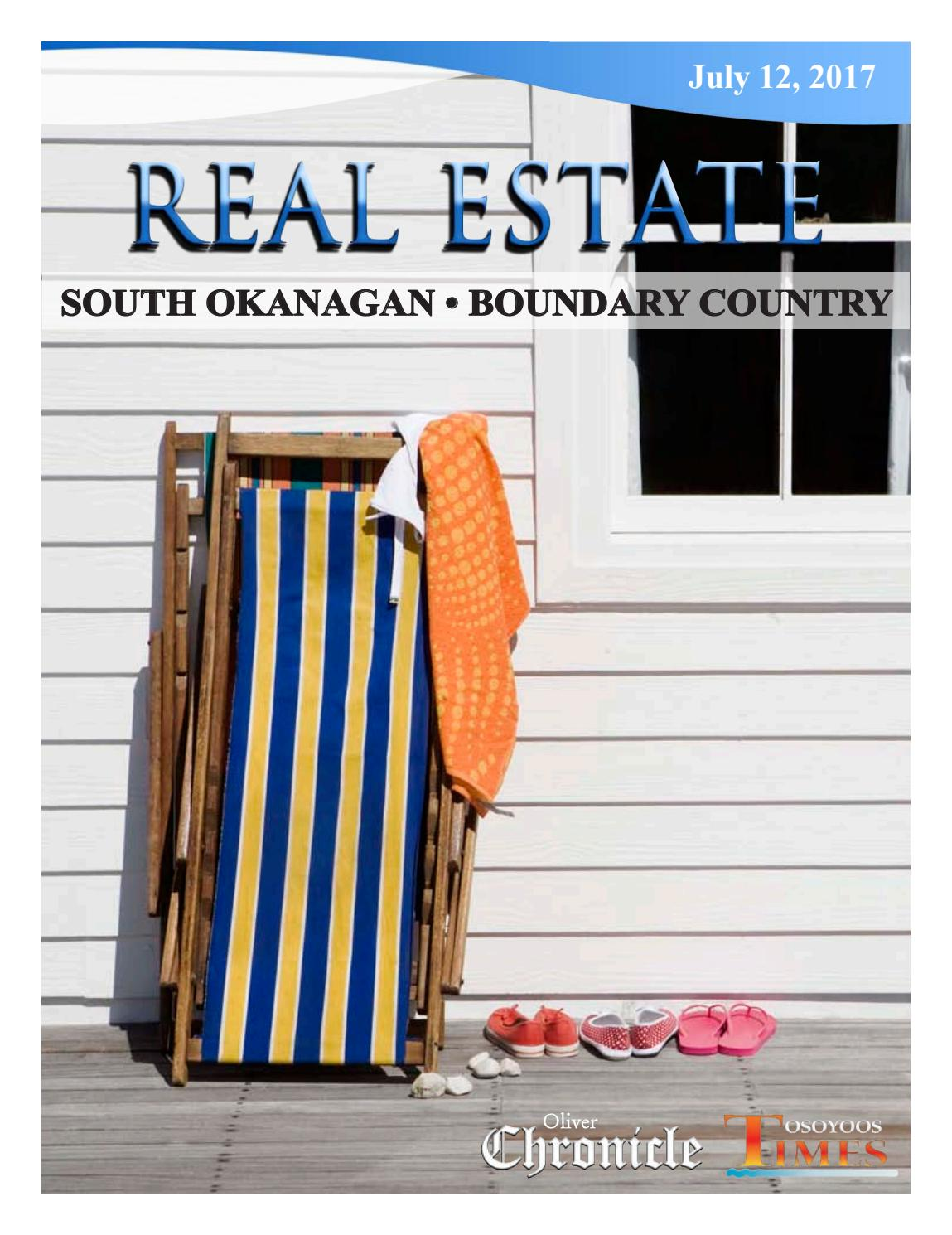 Osoyoos Real Estate Guide July 12 By Okanagan Sun Magazine Issuu Install A Gfci Ground Fault Circuit Interrupter Kitchen Delight