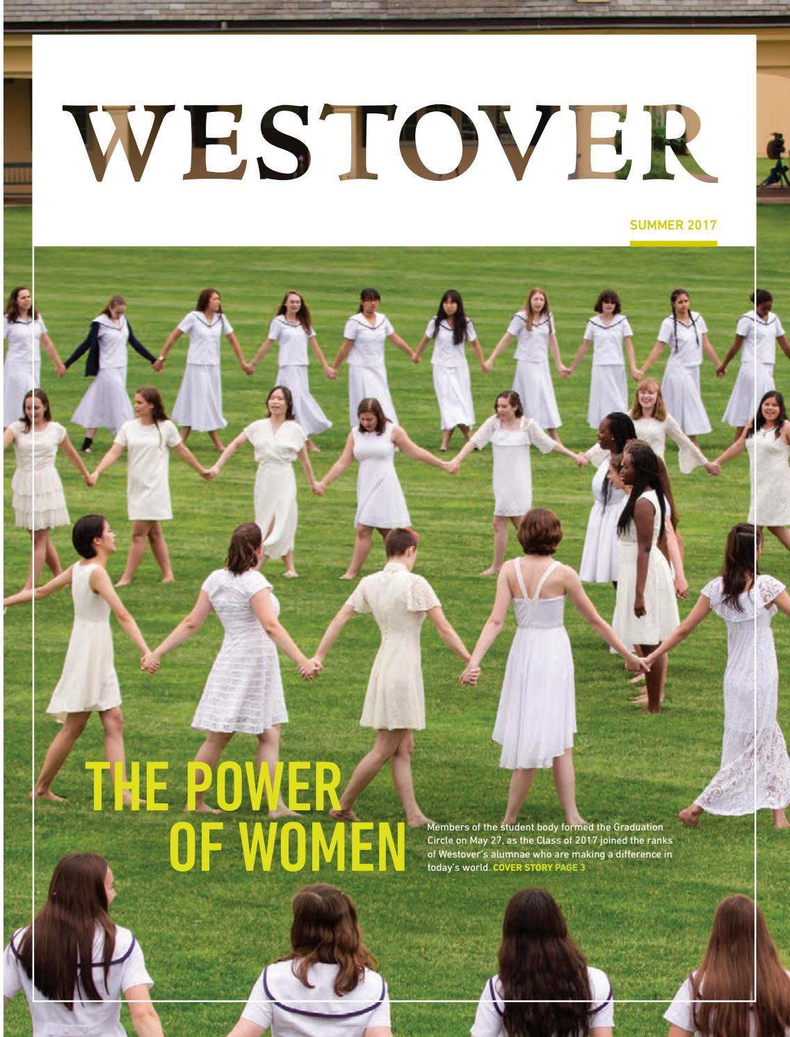 2017 Westover Summer Magazine by Westover School issuu