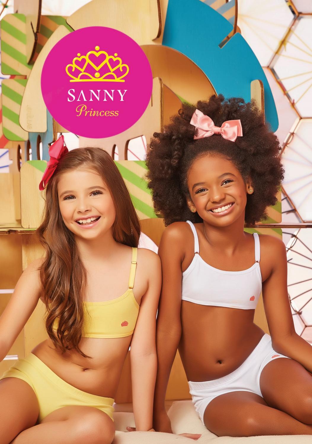 Sanny Princess - Coleção Vem brincar! by Sanny Lingerie - issuu b051d714add