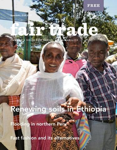 Fair Trade Magazine - Summer/Fall 2017 Edition