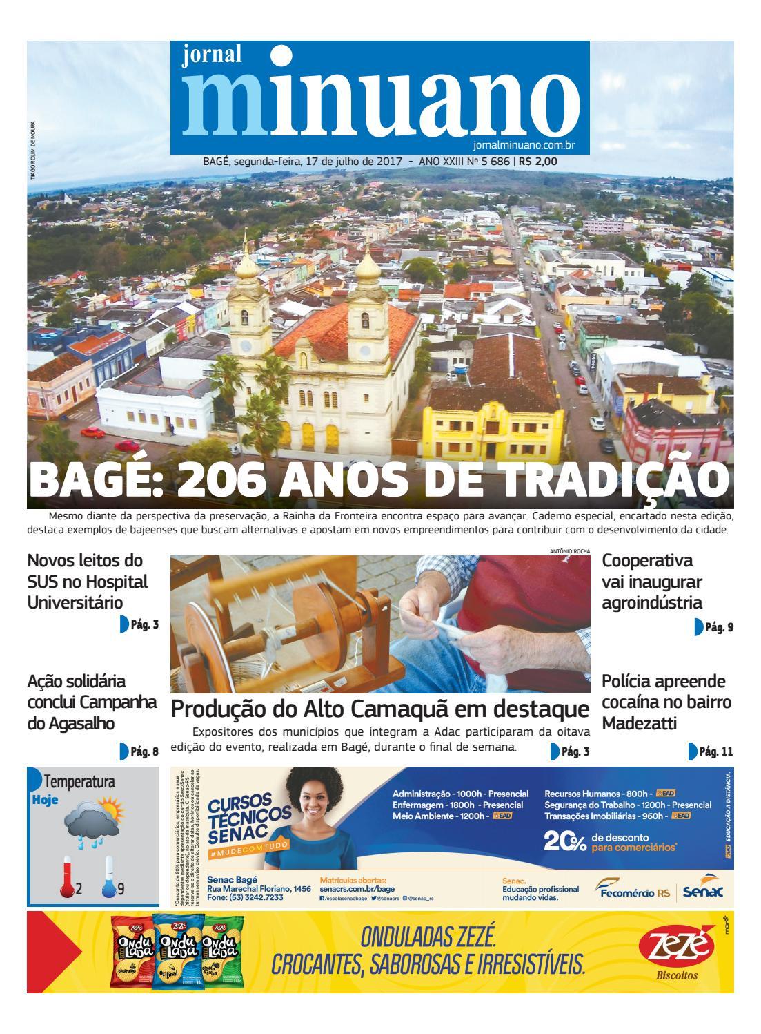 efe43a3f7 20170717 by Jornal Minuano - issuu