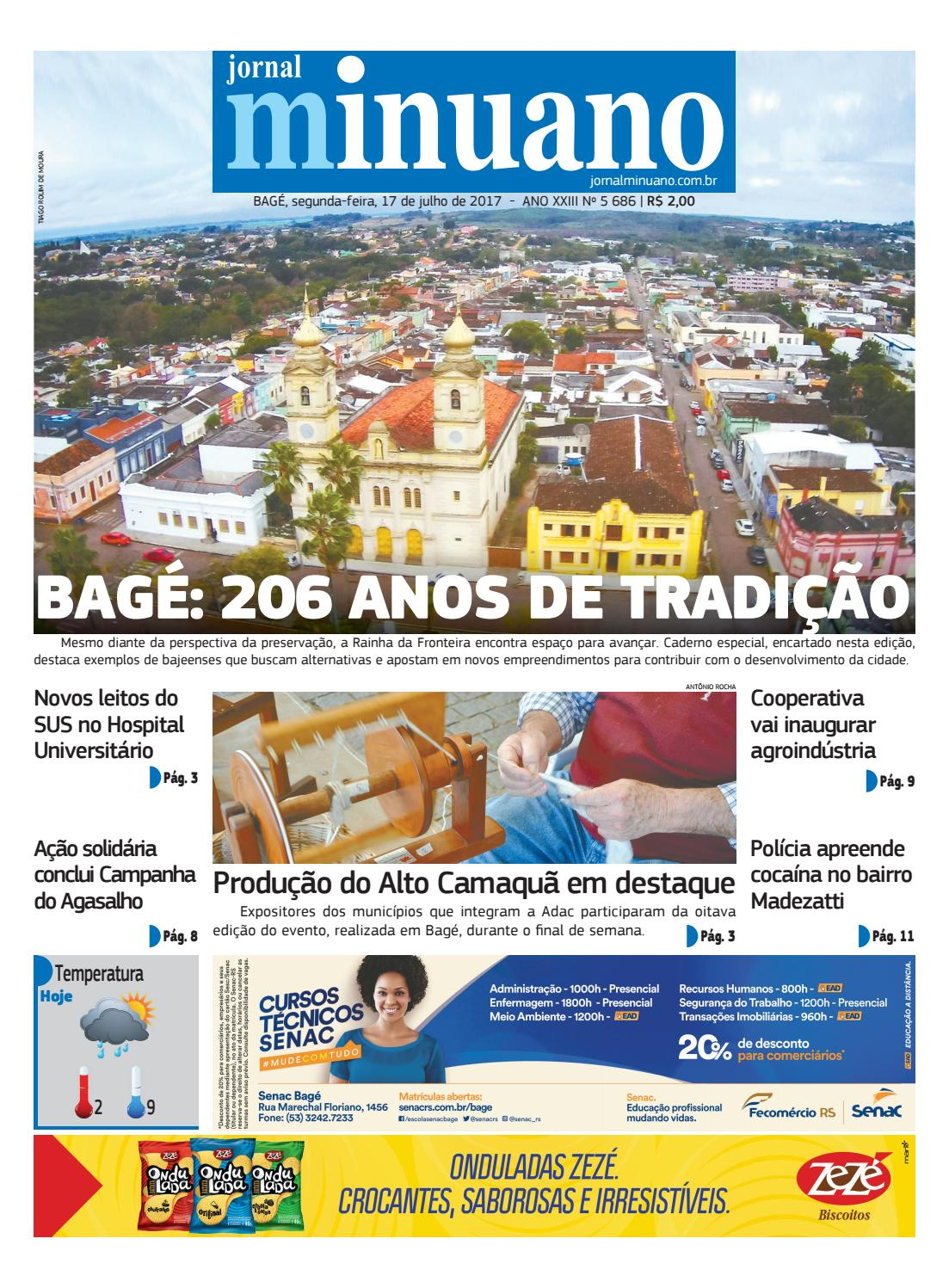 20170717 by Jornal Minuano - issuu b3126a317b3