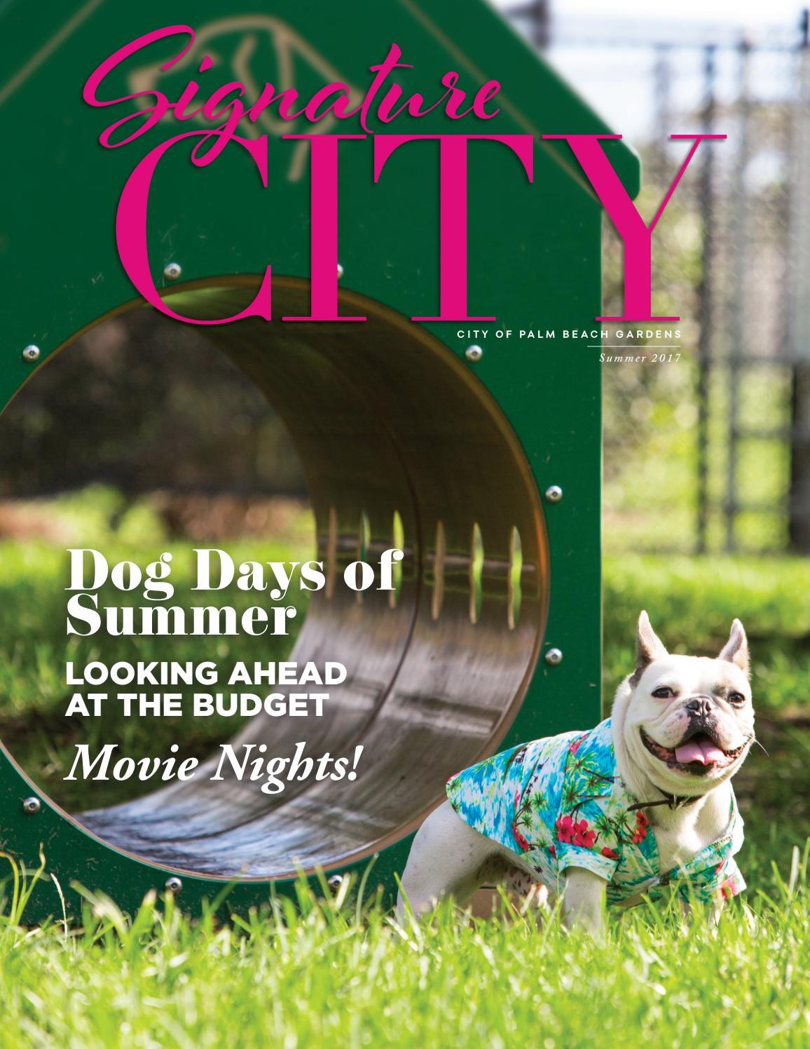 Signature City Magazine Summer 2017 by City of Palm Beach Gardens ...