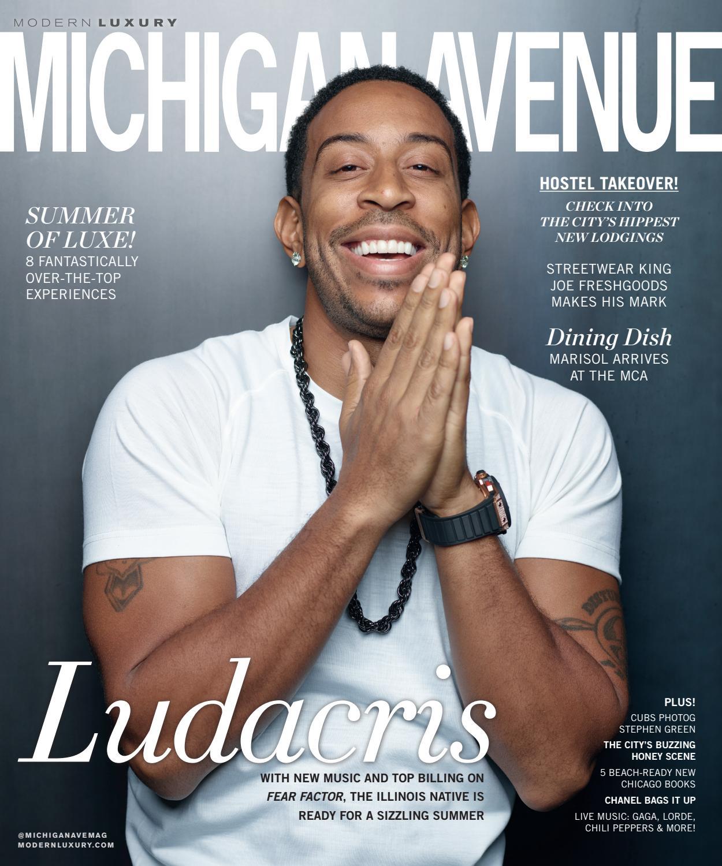 Michigan Avenue - 2017 - Issue 3 - Summer - Ludacris by MODERN LUXURY -  issuu e27aeba5442