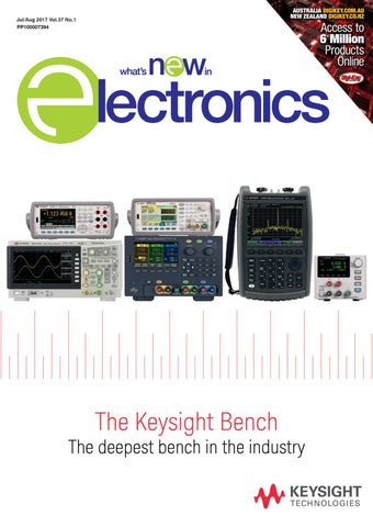 What s New in Electronics Jul Aug 2017 by Westwick-Farrow Media - issuu eb0d67bee1b1c