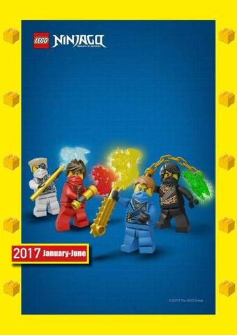 Lego Catalogue by Pasit Pornsirijaroenlarp - issuu