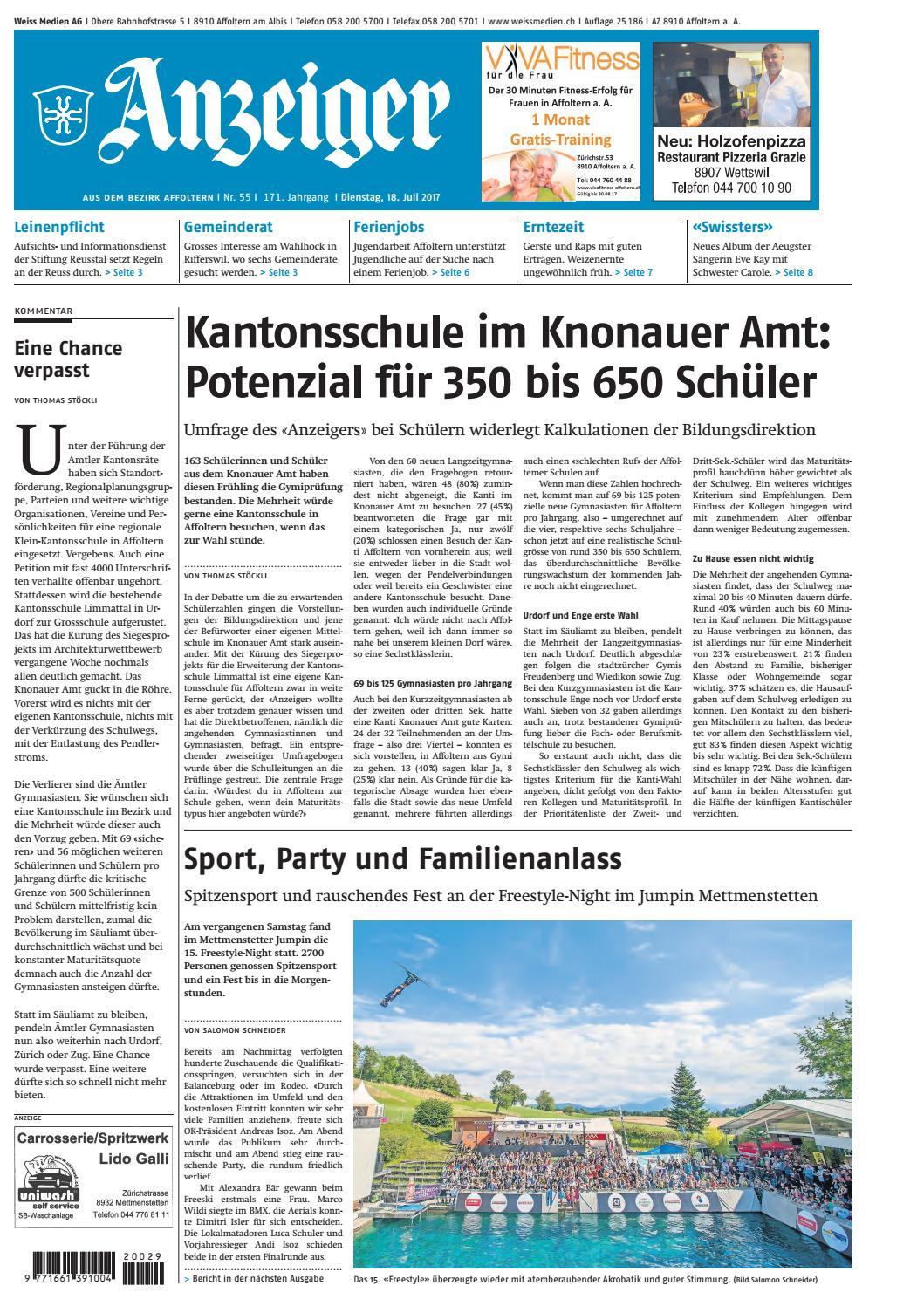 055 2017 by AZ-Anzeiger - issuu