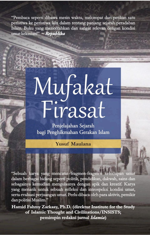 Mufakat Firasat Cet 2 Ed Promosi By Yusuf Maulana Issuu