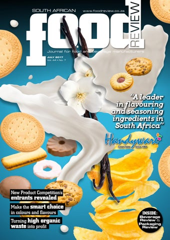 Food Review July 2017 by New Media B2B - issuu