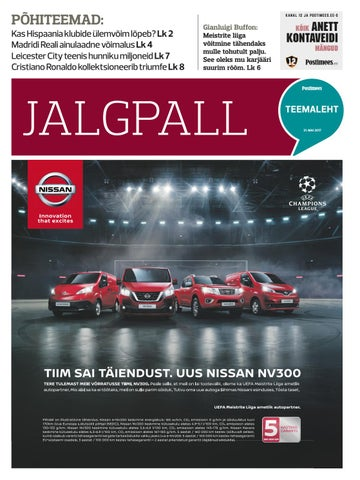 b6def4279e4 Jalgpall by Postimees - issuu