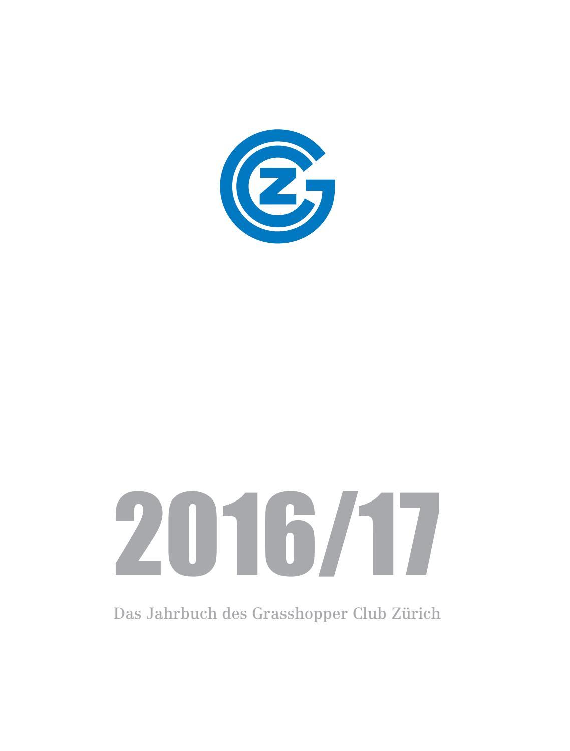 GC Jahrbuch 2016/17 by Michael Koch - issuu