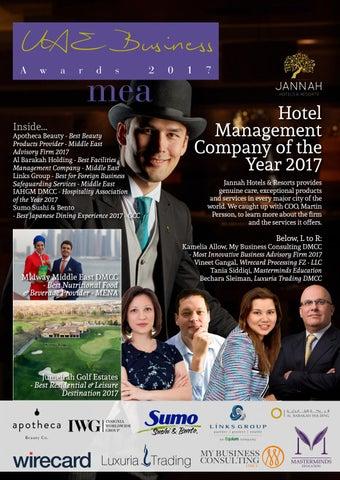 8a3675ab805 MEA UAE Business Awards 2017 by AI Global Media - issuu