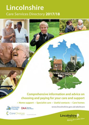 Lincolnshire Care Services Directory 2017 18