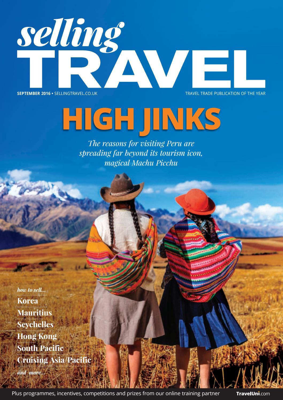 Selling Travel September 2016 by BMI Publishing Ltd - issuu
