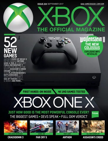 The Future Magazine: Gaming and Entertainment by