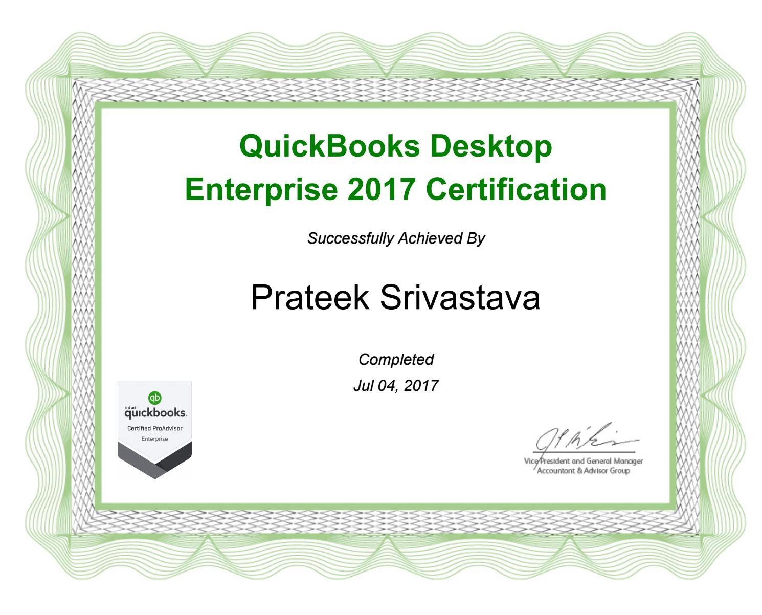 Quickbooks Certification By Banking Solution Hub Issuu
