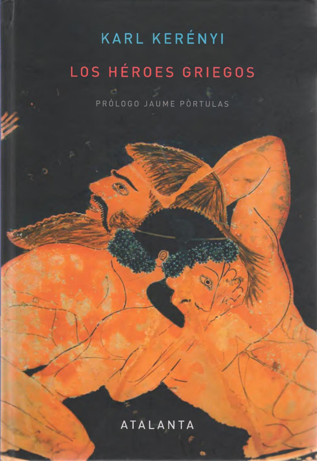 Heroes Kerenyi Viquibo Los Griegos By Issuu Karl VqGUSzMp