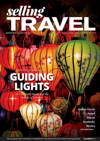 Selling Travel January 2016 By Bmi Publishing Ltd Issuu
