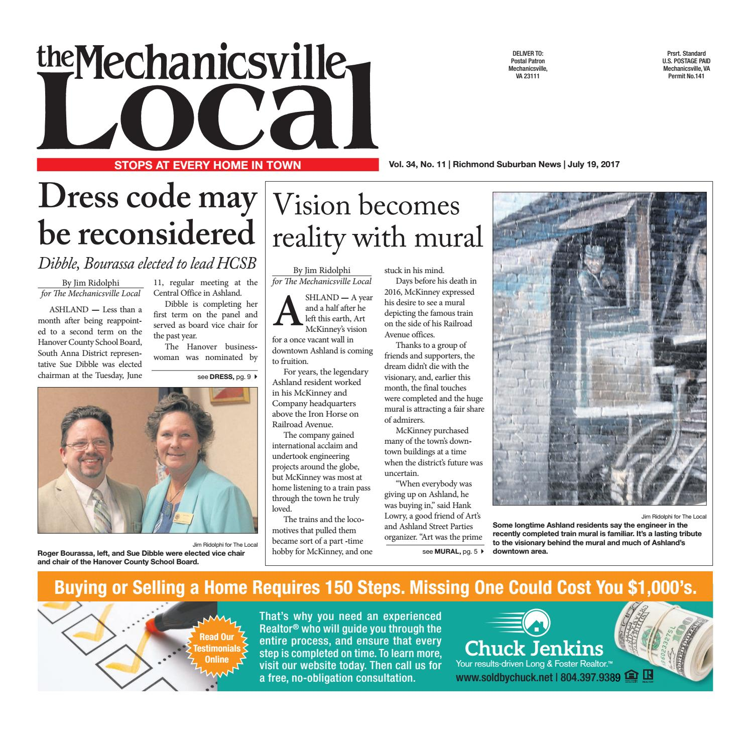 07 19 17 by The Mechanicsville Local - issuu 9bd8e06c5