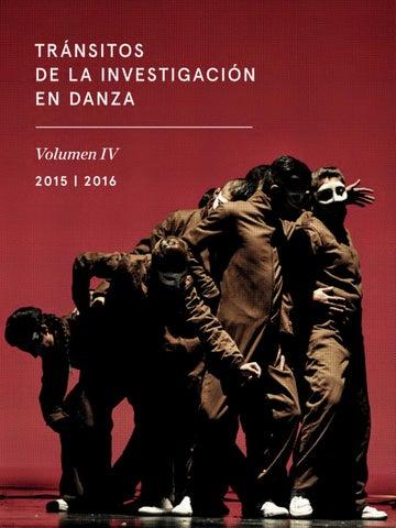 99573ee33 Tránsitos de la investigación de la Danza by IDARTES - Instituto ...