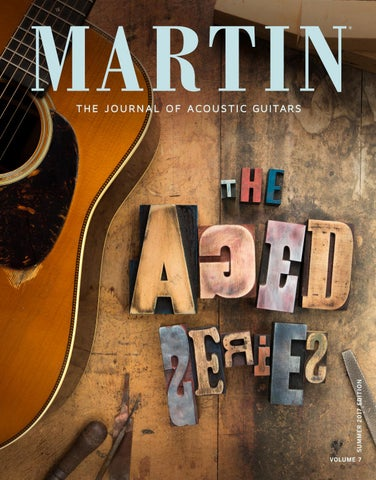 8e2c8a9a MARTIN | Journal of Acoustic Guitars | C. F. Martin & Co. by Martin ...