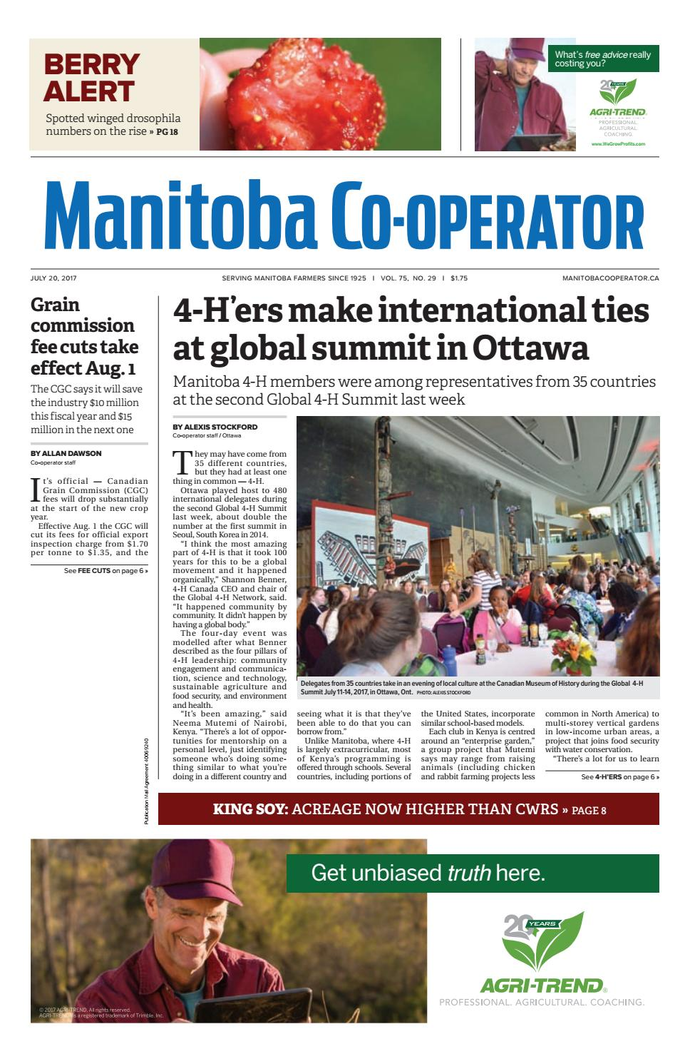 Manitoba Cooperator By Farm Business Communications Issuu Volvo Ved12 Injector Wiring Harness