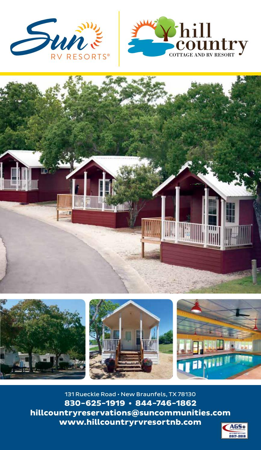 Hill Country Rv Resort Amp Cottage Rentals By Ags Texas