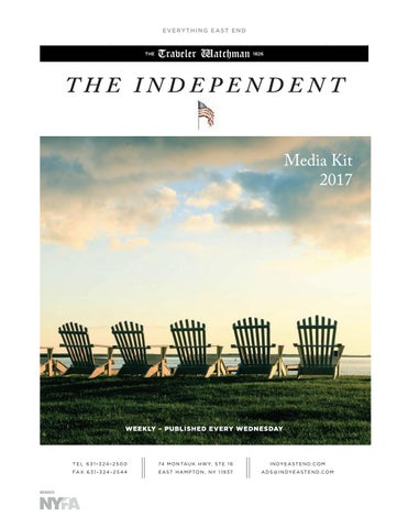 Independent Media Kit 2017