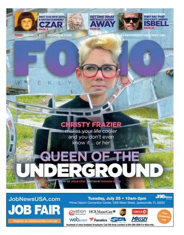 64f060cae47 07 19 17 Queen of the Underground by Folio Weekly - issuu