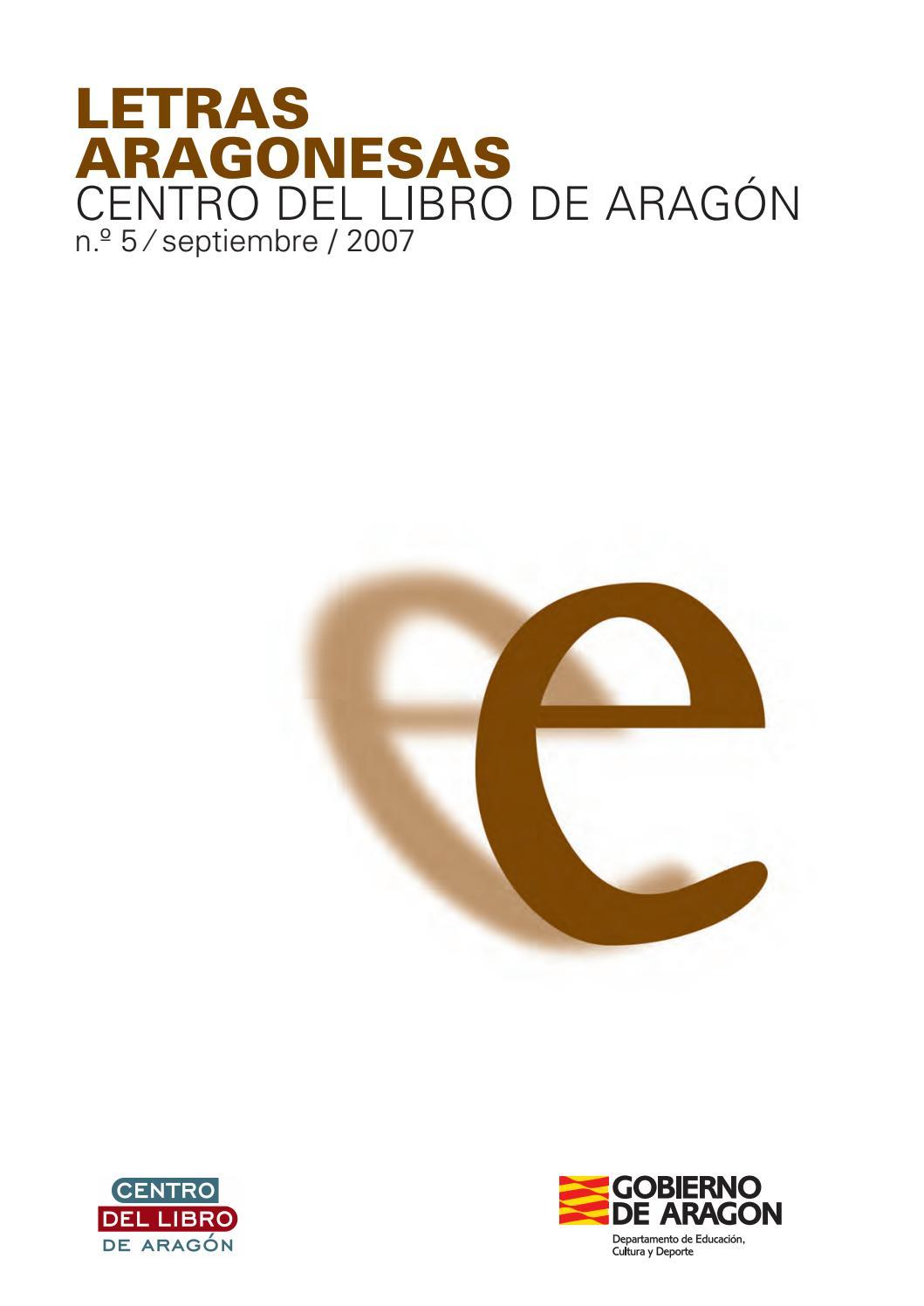 Letras aragonesas e by yoherlim lazaro cangalaya - issuu aa13694d1e