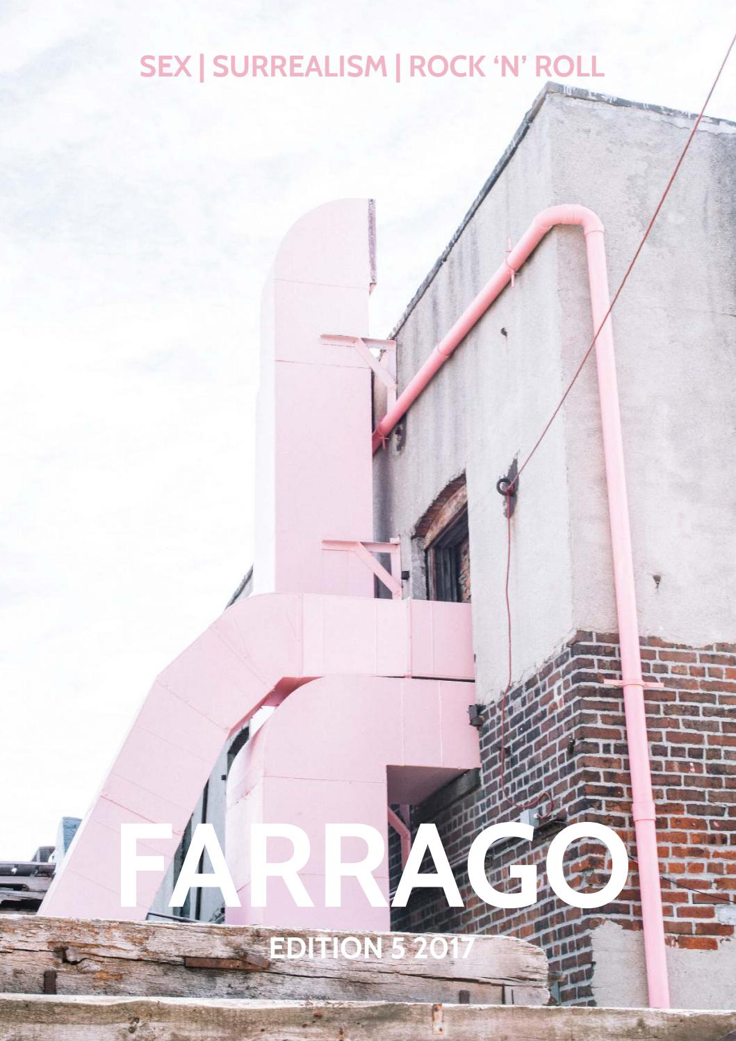 2017 Edition 5 by Farrago Magazine - issuu