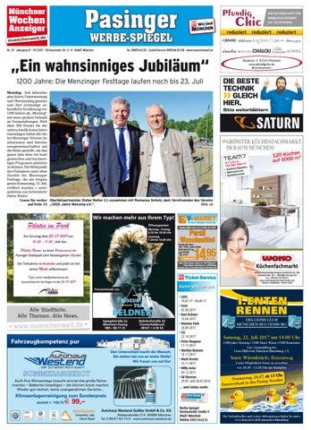 KW 29 2017 by Wochenanzeiger Me n GmbH issuu