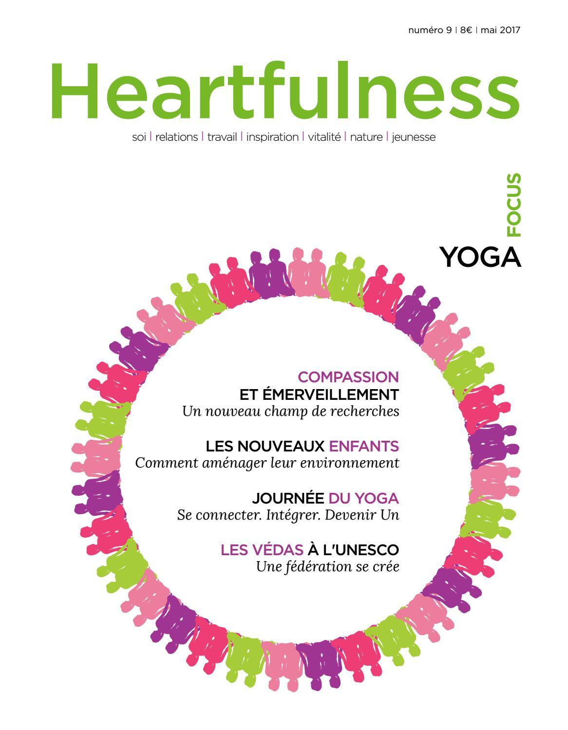 Aménager Une Salle De Yoga heartfulness magazine edition 9méditation heartfulness