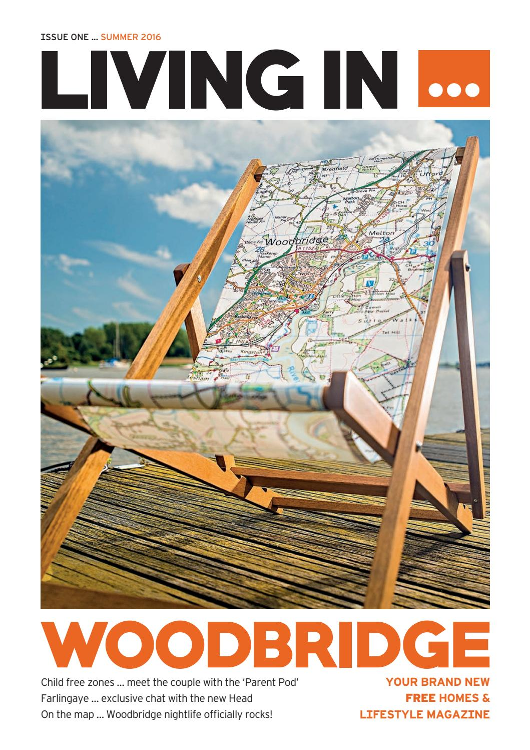 Living In Woodbridge Issue 1 By Living In Issuu