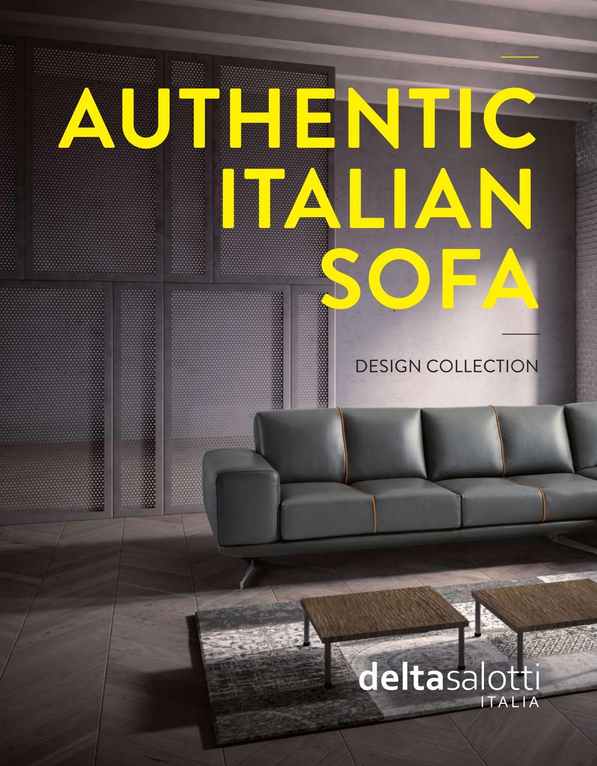 Delta Salotti Opinioni.Delta Salotti Catalogue 2015 By Dexterton Issuu