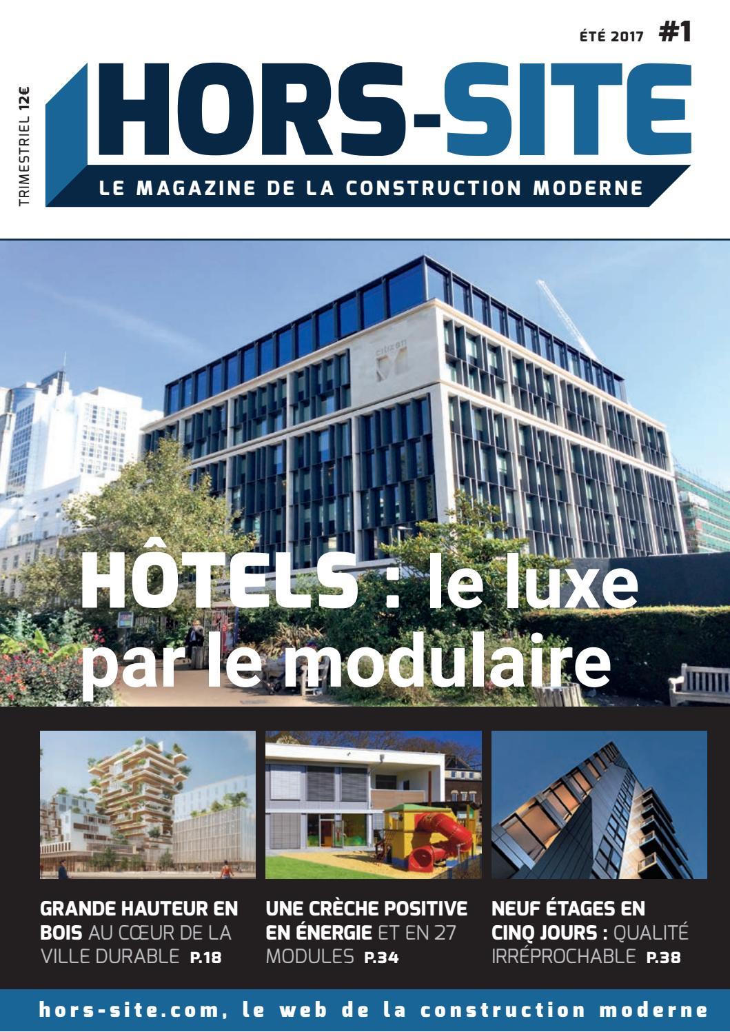 Escalier Modulaire Pas Cher magazine hors-site #1hors-site magazine - issuu