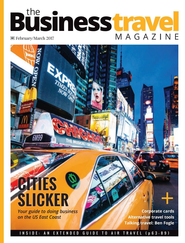 f66063f071a2 The Business Travel Magazine February-March 2017 by BMI Publishing Ltd -  issuu