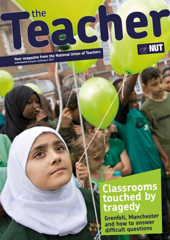 The Teacher July 2017 By The Teacher Magazine Issuu