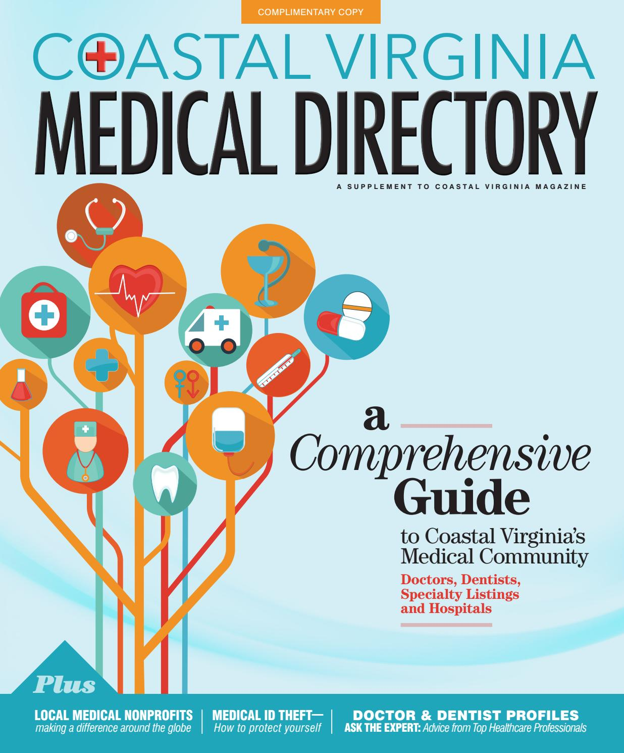 Coastal Virginia Medical Directory 2017 by VistaGraphics - issuu