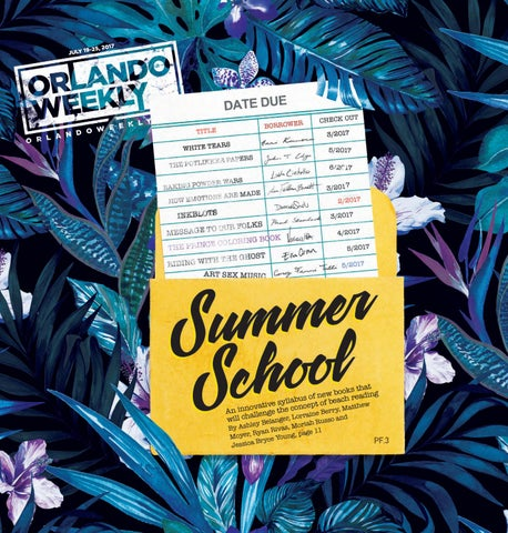 dc7d02775b4f4 Orlando Weekly July 19 2017 by Euclid Media Group - issuu