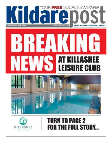 Kildarepost 20 07 17 by river media newspapers issuu kildarepost your free local newspaper fandeluxe Gallery