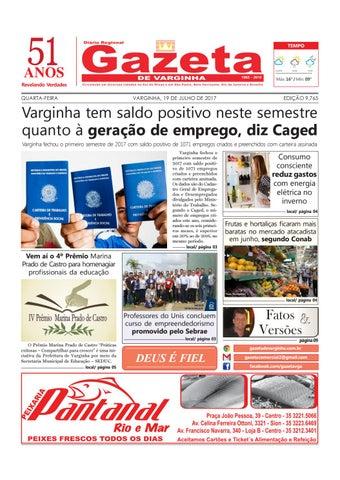 Gazeta de Varginha 19 07 2017 by Gazeta de Varginha - issuu e84efff6db6af